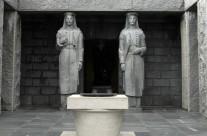 Njegosev mauzolej na Lovcenu (Crna Gora)