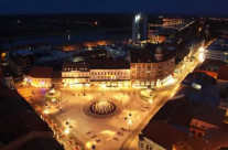 Trg A.Starcevica Osijek