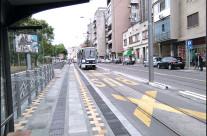 Vojvode Stepe street in Belgrade (Serbia)
