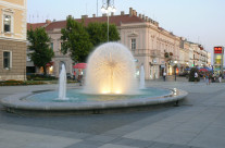 Korzo, Slavonski Brod (Hrvatska)