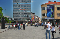 Krajina Square, Banja Luka (Bosnia and Herzegovina)