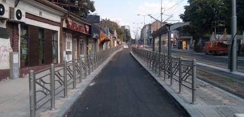 Bulevar vojvode Stepe u Beogradu (Srbija)